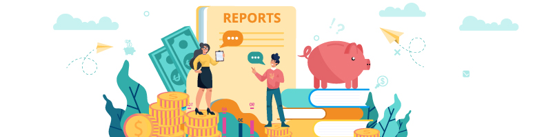 Trust Accounting Reports