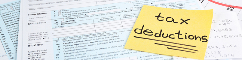 Tax-Deductions for Law Firm