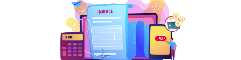 Law Firm Invoice