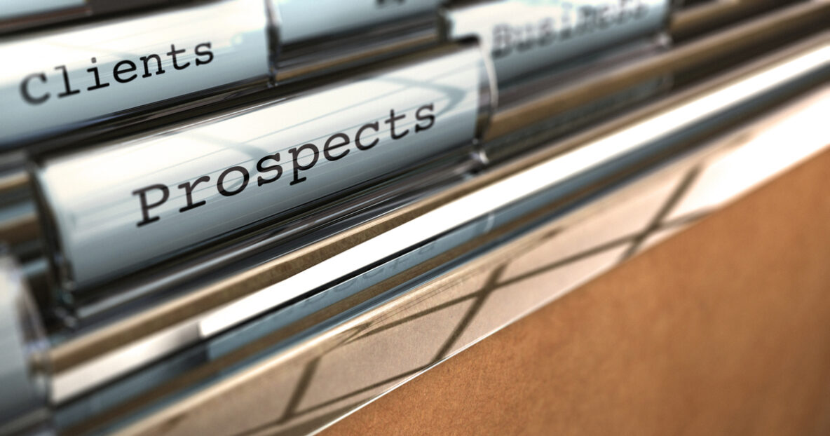 Prospects and Clients folders